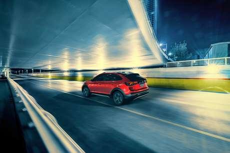 """Volkswagen Nivus inaugura uma """"nova atitude"""" da marca, que pretende ser """"mais próxima das pessoas""""."""
