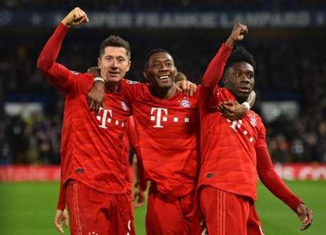 Bayern de Munique busca a terceira vitória em sete dias desde a volta da Bundesliga (GLYN KIRK / AFP)