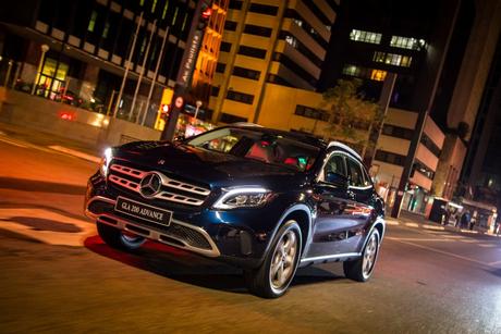 Mercedes-Benz GLA: fim do sonho de um SUV compacto premium nacional.