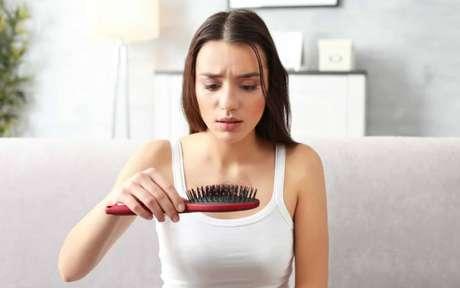 Queda de cabelo na quarentena