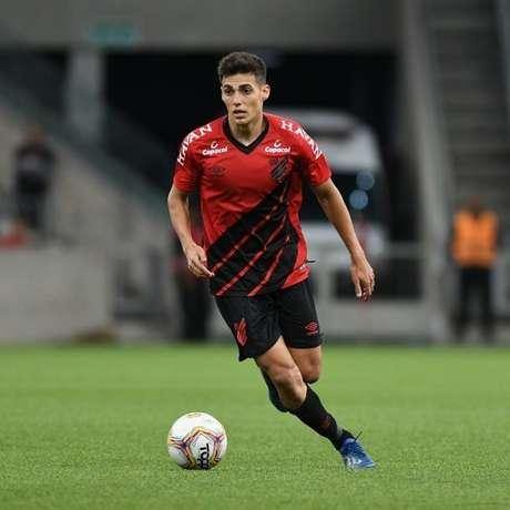 Athletico-PR não quer perder Léo Cittadini (Foto: Reprodução/Instagram)