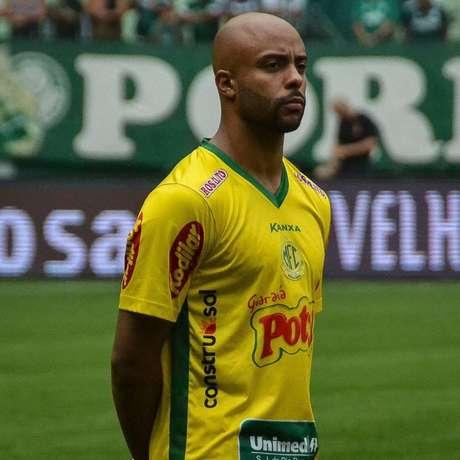 Romário foi titular do Mirassol no Campeonato Paulista (Foto: Reprodução/Instagram)