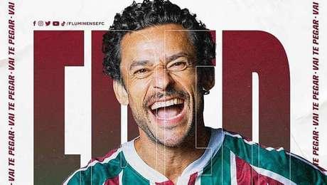 Fred acerta retorno ao Fluminense