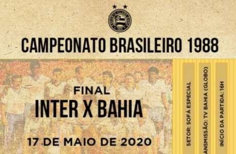 Divulgação/Bahia