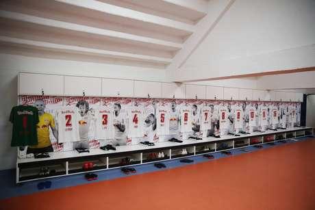 Jogadores do Bragantino realizaram testes para covid-19