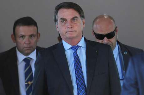 Presidente Jair Bolsonaro em Brasília 29/05/2020 REUTERS/Adriano Machado