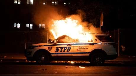 Muchas personas en EE.UU. creen que la policía abusa de los afroestadounidenses.