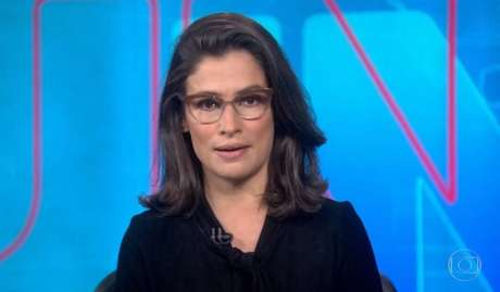 Renata Vasconcellos, do 'Jornal Nacional'