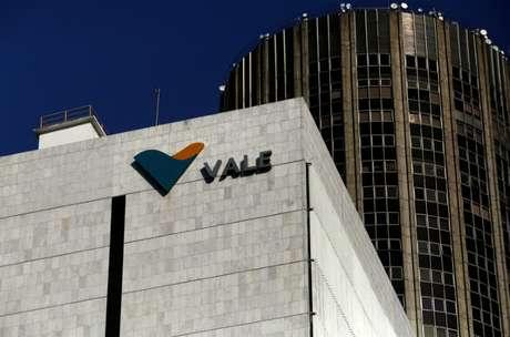 Logo da Vale em sua sede no Rio de Janeiro 20/08/2014 REUTERS/Pilar Olivares