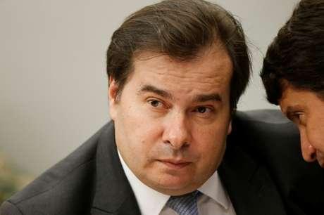 Presidente da Câmara, Rodrigo Maia 11/03/2020 REUTERS/Adriano Machado