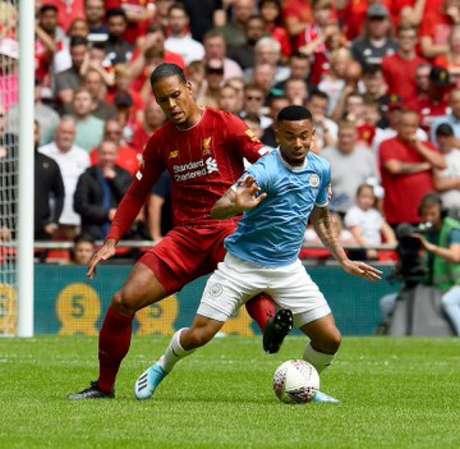 Van Dijk enfrentou momentos difíceis no início de sua carreira (Reprodução: Liverpool Twitter)
