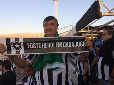 Durcesio Mello oficializou a candidatura em maio (Foto: Divulgação)