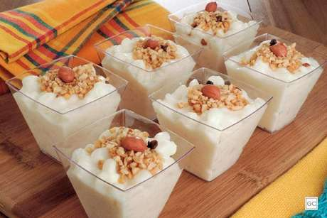 Guia da Cozinha - 9 receitas juninas no copinho para fazer em casa