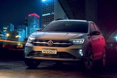 Volkswagen Nivus: estreia em duas versões com motor 1.0 turbo.