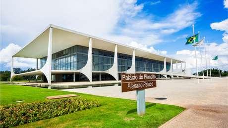 Bolsonaro recebeu Aras diversas vezes no Palácio do Planalto
