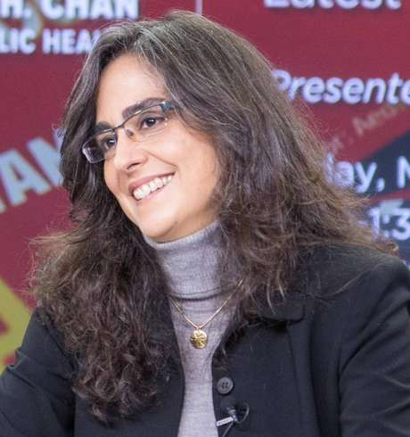 Márcia Castro, professora e chefe do departamento de Saúde Global e População de Harvard