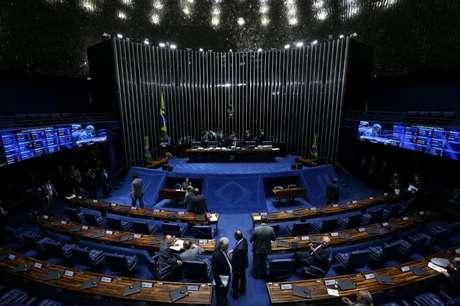 Plenário do Senado 13/12/2016 REUTERS/Adriano Machado