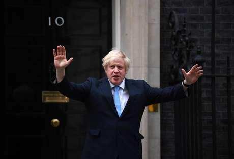 Boris Johnson publicou um longo artigo sobre a crise causada pela decisão da China de impor uma lei de segurança nacional em Hong Kong
