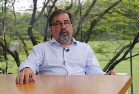 Se confirmar candidatura, Marco Aurélio Cunha enfrentará Casares em dezembro (Foto:Angelo Martins/Lance!Press)