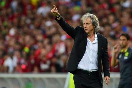 Jorge Jesus ficará mais um ano no Flamengo (Foto: Alexandre Vidal / Flamengo)