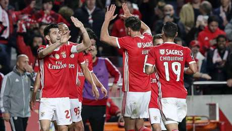 Benfica busca melhores resultados no regresso do Campeonato Português (Divulgação/slbenfica.pt)