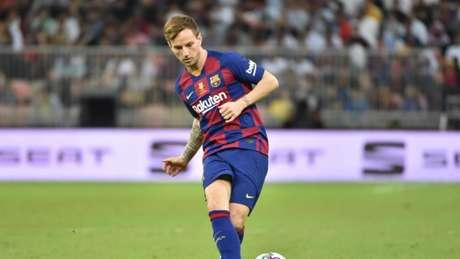 Vários clubes se interessam pelo futebol de Rakitic e o Sevilla também quer se colocar nessa briga pelo croata(AFP)