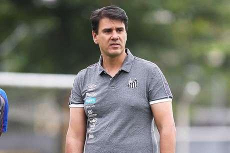 Jorge Andrade é atual Diretor das Categorias de Base do Santos (Foto: Pedro Ernesto Guerra Azevedo/Santos FC)