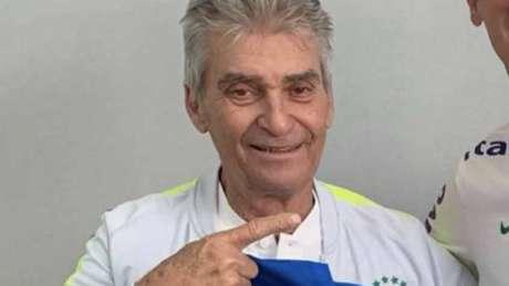 'Quem terá de aguentar as dificuldades com a base será o time de cima, que não vão ter tantos jogadores para lançar', disse Jair Pereira (Divulgação CBF)