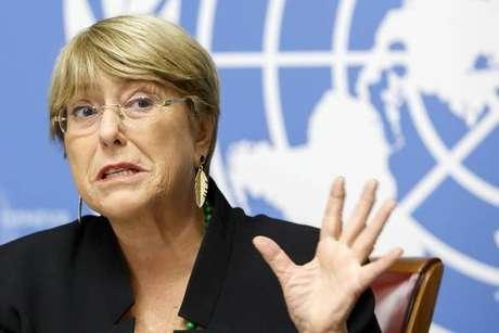 Bachelet informou que diversos países asiáticos endureceram a censura durante e após o controle da pandemia