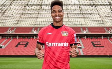 Diretor esportivo do Leverkusen considera Wendell como um jogador essencial (Foto: Reprodução/Bayer 04)