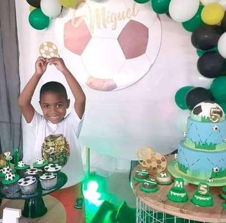 Miguel Otávio Santana da Silva, de 5 anos, morreu na última terça-feira