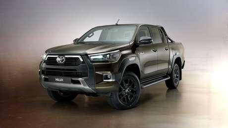 Nova Toyota Hilux 2021 será apresentada hoje na Argentina e logo chega ao Brasil.