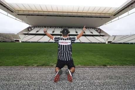 rena Corinthians pode estar perto de definir naming rights Foto: Divulgação/Corinthians