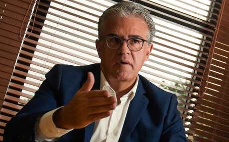 Luiz Carlos Moraes, presidente da Anfavea: projeção dramática para as vendas de 2020.