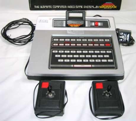 Distribuído pela Phillips, o Odyssey foi lançado no país na década de 1980
