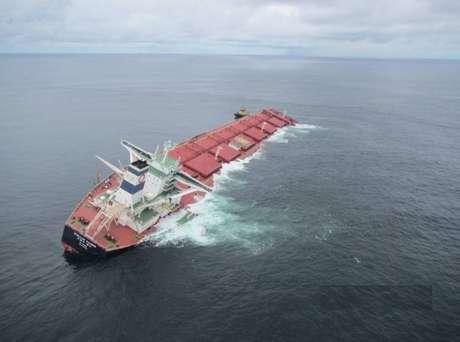 Navio Stellar Banner será afundado em águas maranhenses