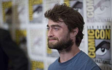Daniel Radcliffe durante Comic-Con em San Diego 11/07/2015 REUTERS/Mario Anzuoni