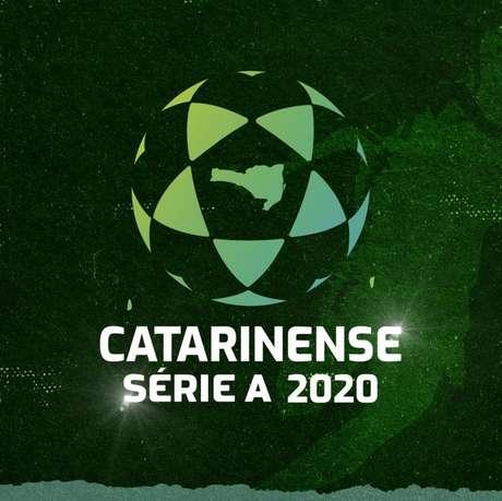 Campeonato Catarinense deve voltar no dia 8 de julho (Foto: Reprodução/FCF)