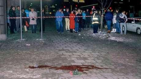 Palme levou um tiro à queima-roupa nas costas e morreu na hora