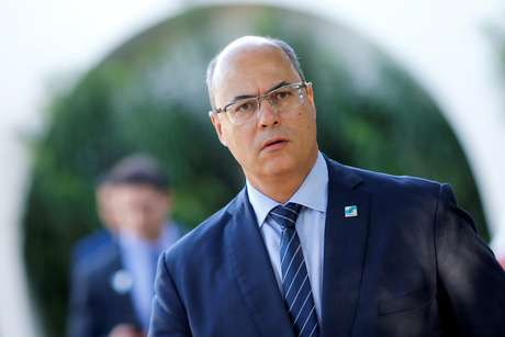 Governador do RJ, Wilson Witzel 08/05/2019 REUTERS/Adriano Machado
