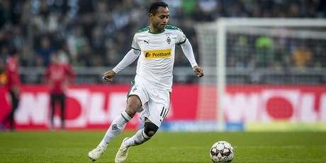 Raffael está no Monchengladbach desde 2013 (Foto: Divulgação/Borussia Monchengladbach)
