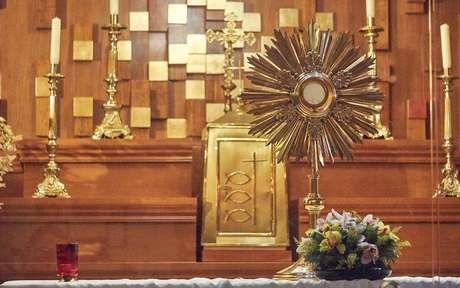 Santíssimo Sacramento da Eucaristia - Crédito: Mario Cesar/Pixabay