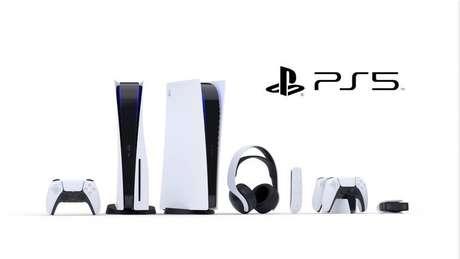 Nova linha de periféricos projetada para o PlayStation 5