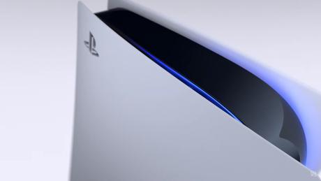 Detalhe da nova iluminação do console