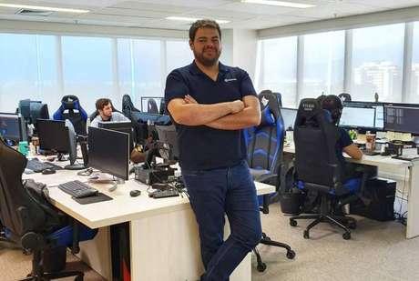 A Nuuvem se divide em dois escritórios: um no Rio de Janeiro (foto) e outro em Miami, nos Estados Unidos