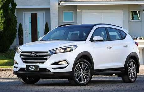 New Tucson: a geração mais nova do SUV coreano conviveu com seus antecessores Tucson e ix35.