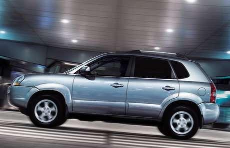 Hyundai Tucson: com este SUV compacto, a Caoa reconstruiu a marca coreana.