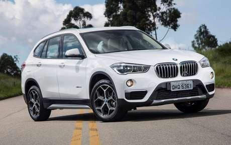 BMW X1 já teve 35 mil unidades produzidas em Araquari (SC).