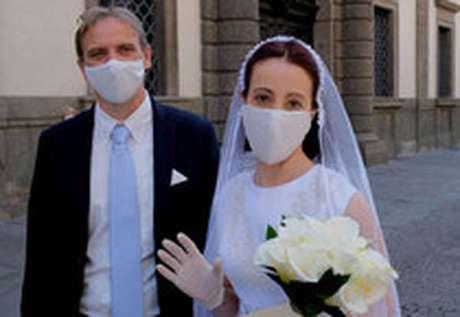 Casamentos precisarão se adaptar às novas regras sanitárias
