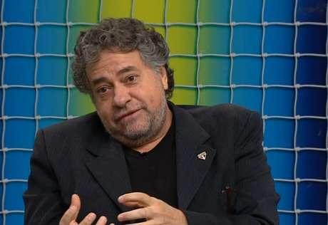 Julio Casares, candidato à presidência do São Paulo, quer decisões em conjunto nas contratações durante seu possível mandato (Foto: Reprodução/TV Gazeta)